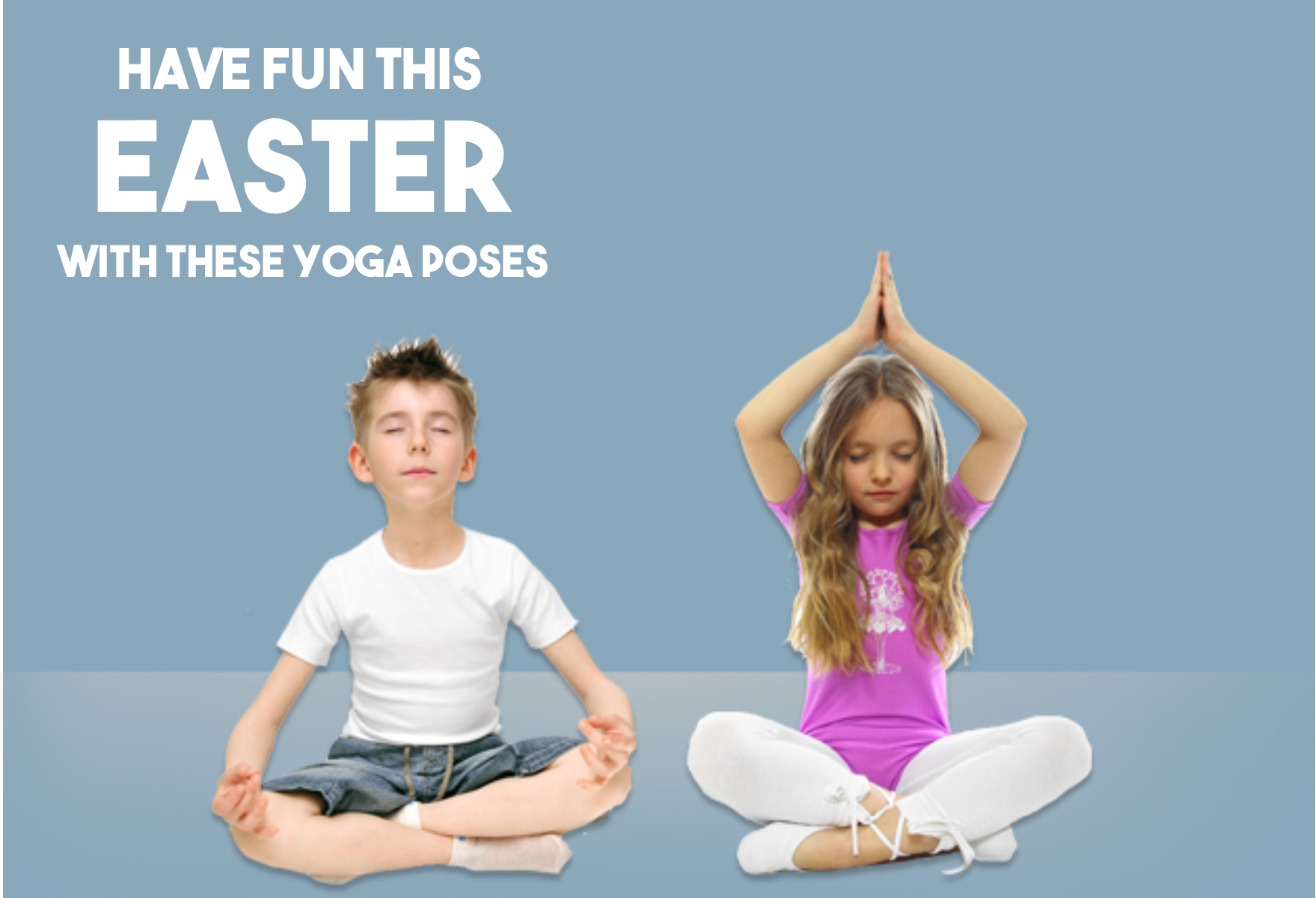 Kids Easter Yoga
