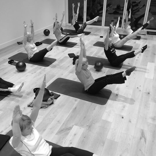 Pilates at the Studio Durham House