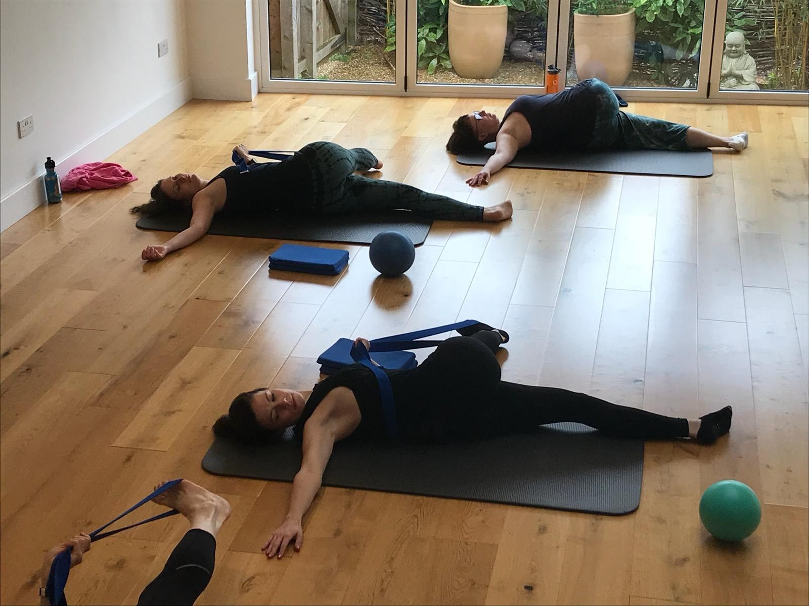 Yoga at Durham House